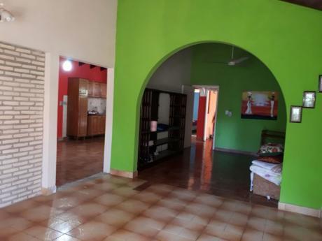 Alquilo Hermosa Casa En Límite De Villa Elisa Y Lambare