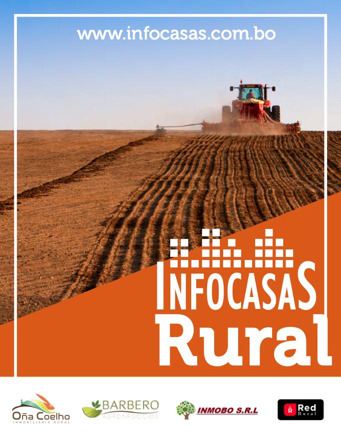 Revista, InfoCasas Rural, Febrero 2018