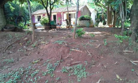 Vendo Terreno En Luque A 1 Cuadra Del Asfalto!!! Zona Moras Cue