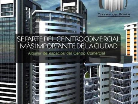 Departamentos Y Oficinas En Venta Torres Del Poeta