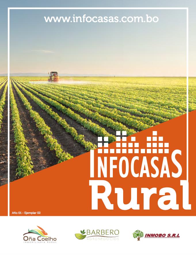 Revista, InfoCasas Rural, Marzo 2018