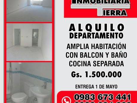 Alquilo Departamentos A Cuadras De La Uninter!!