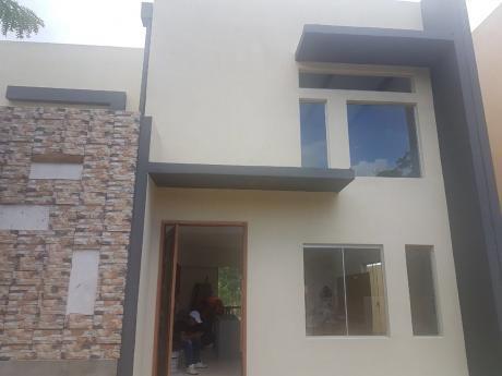 Alquilo Casa A Estrenar 2 Suites En Barrio Cerrado Luque