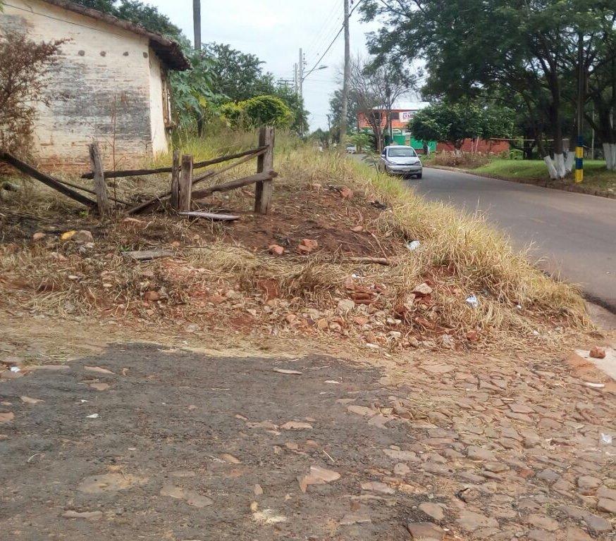 Vendo Terreno En Esquina En Luque 360 M2 A Pasos Del Palacio