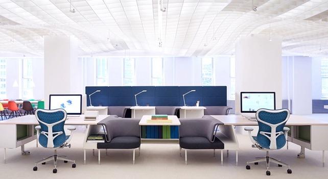 """La tendencia del """"Living Office"""": bienestar en la oficina"""