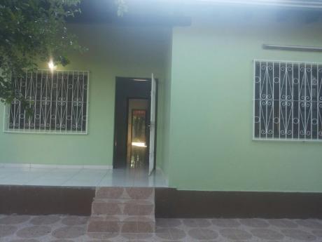 Alquilo Casa En área 5 Franco!!