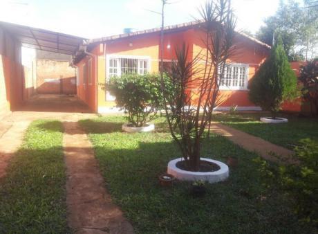 Alquilo Casa En El Km 7 Don Bosco!!