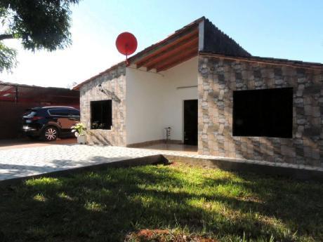 Alquilo Casa Barrio Caaguazu, ñemby