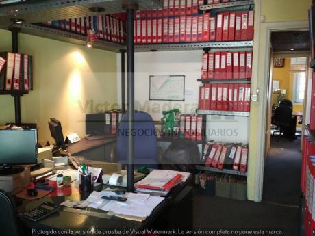 Alquiler Oficina Ciudad Vieja