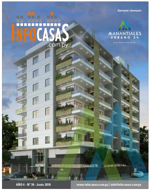 Revista InfoCasas, Número 39, Junio 2018
