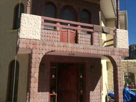Casa En Venta Achumani Huancollo C/9