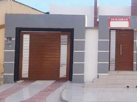 Alquilo Casa A Estrenar Z/doble Vía La Guardia
