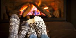 Cómo disfrutar la casa de verano también en invierno