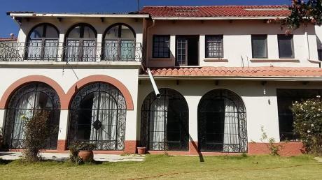 En Sopocachi Venta Casa Con Jardin Plaza,españa