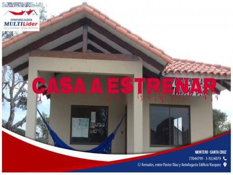 Casa En Venta En Urbanización Chapa