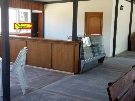 Ruta 11 - Casa 2 Dorm Y Local De 400m2 -inmobiliaria Calipso