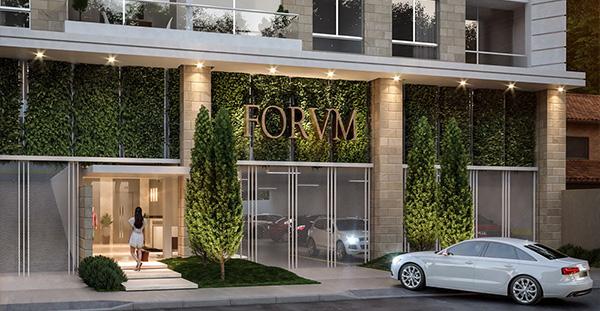 Proyecto destacado: FORVM Villa Morra