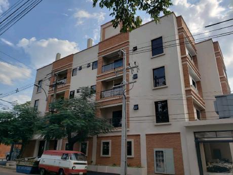 Alquilo Departamento Zona Municipalidad Asunción