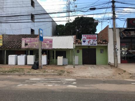 Terreno En Zona Altamente Comercial, Sobre Virgen De Cotoca