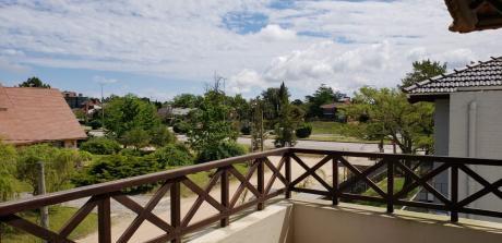Exclusivo Apto En Parque Miramar 2 Dorm, C/ Garaje Y Parrillero