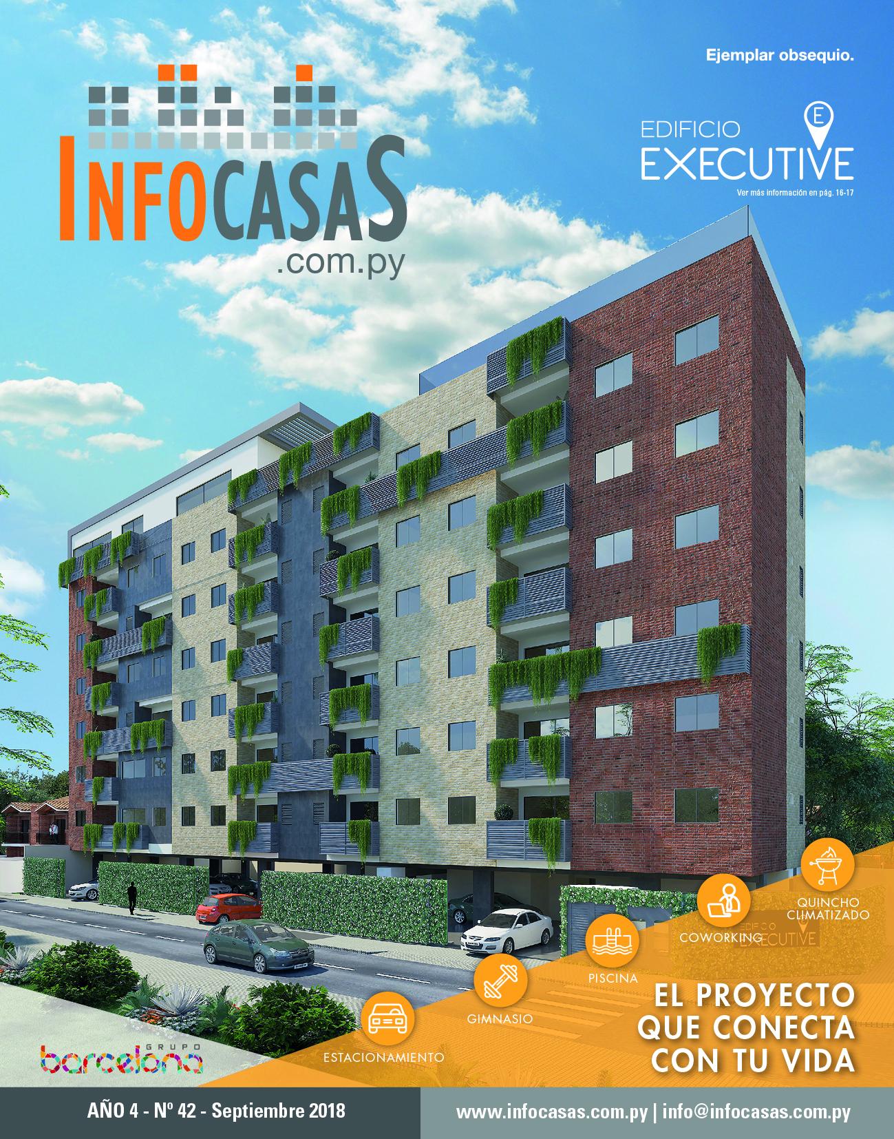 Revista InfoCasas, Número 42, Septiembre 2018