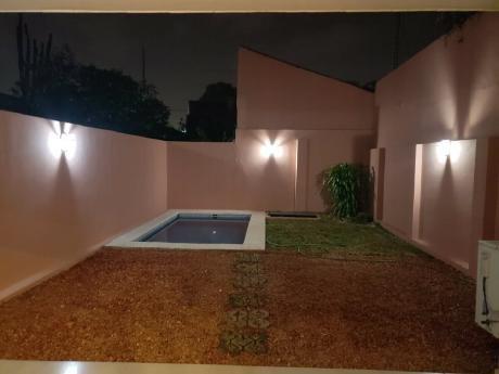 Alquilo Duplex Con Piscina En Ycua Sati