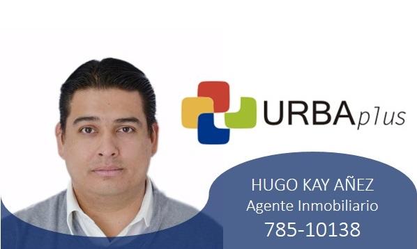 Hugo Kay Añez - Urbaplus