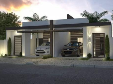 Casa A Estrenar - 90 M2 - Zona Rakiura