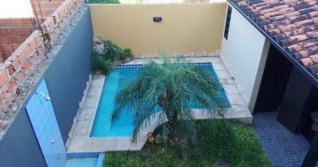 Alquilo Duplex De 3 Dormitorios En Fernando De La Mora Zona Sur Con Piscina