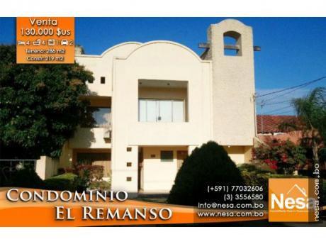 Casa En El Remanso 2 - Condominio El Paseo