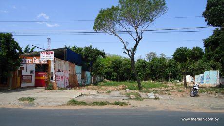 Terreno De 4.000 M2 S/ Avda. Aviadores Del Chaco - UbicaciÓn Preferencial (107)