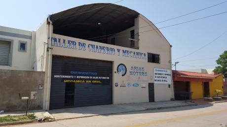 Galpon En Venta Santos Dumont 6to Anillo