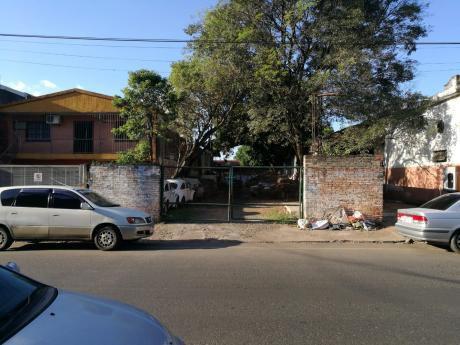 Alquilo Terreno Con Tingladopara Taller Mecanico En Fernando Zona Municipalidad