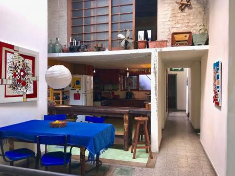 Venta Casa Montevideo Palermo 4 A 6  Dormitorios Escritorio