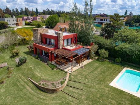 Venta Casa Barrio Privado Lomas De La Tahona