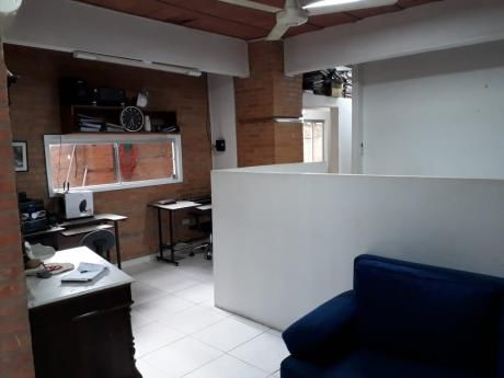 Alquilo Local Ideal Para Oficina Corporativa En Barrio Villa Morra