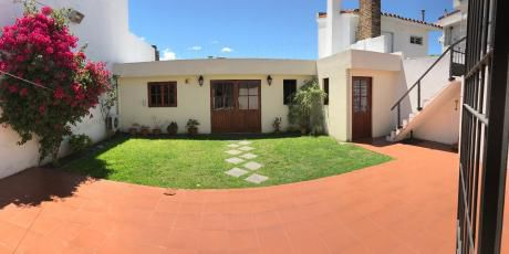 Casa Buceo 2/3 Dorm, Barbacoa, Garage.impecable!!!
