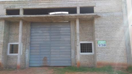 Itagua - Depósito 400 M2 - Cerca Del Hospital Nacional