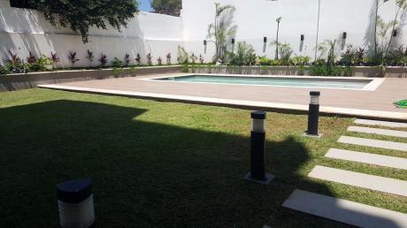 Alquilo Moderno Dpto A Estrenar Zona Villa Morra
