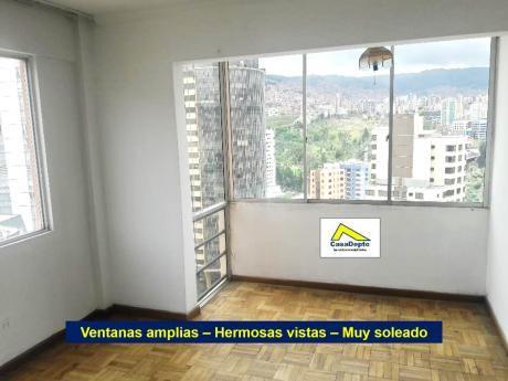 Departamento En Venta, Zona San Jorge, La Paz, Bolivia