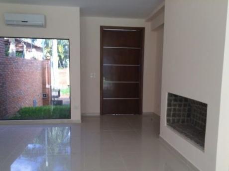 Casa A Estrenar En Mburucuya 4 Habitaciones