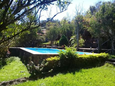 Preciosa Quinta En Venta En San José Antigua Carretera A Cbb