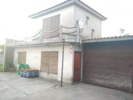 Casa En Parque Del Plata Sobre Interbalnearia.