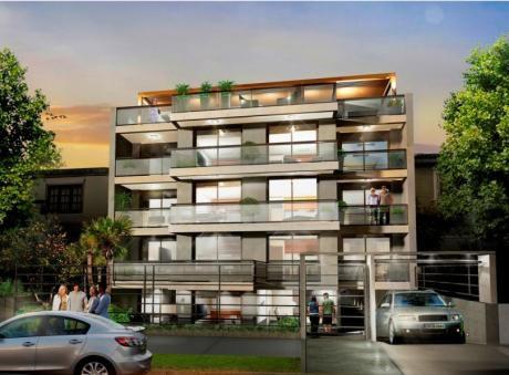 Apartamento En Construcción De 1 Dormitorio Con Patio En Malvín