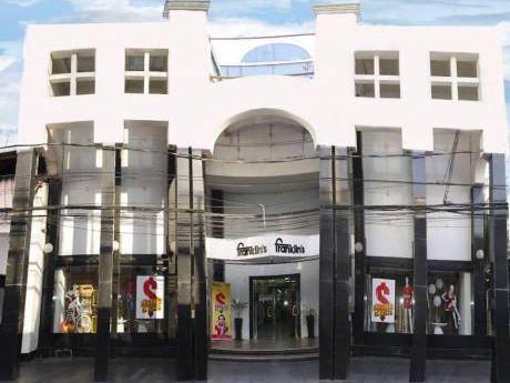 Edificio Comercial En Alquiler,ex Multitiendas Franklin