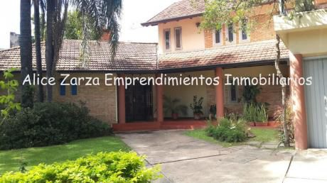 Vendo Hermosa Propiedad S/ España C/ Sacramento