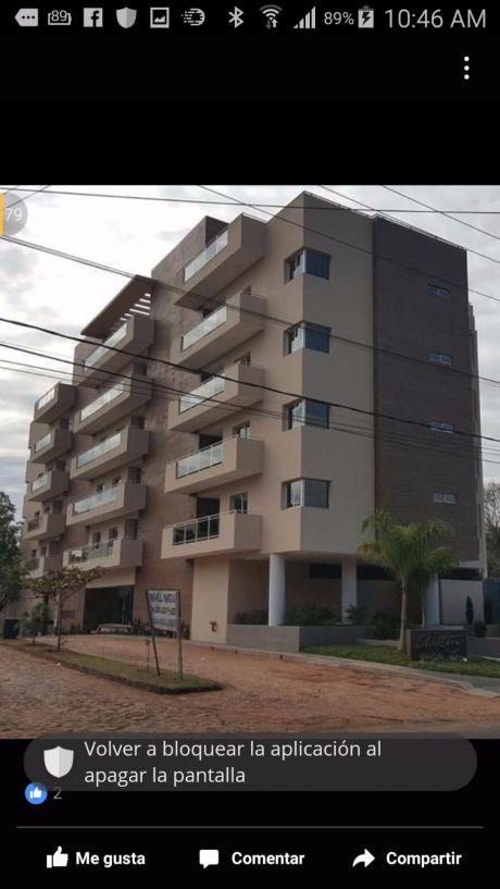 Alquilo Departamento En El Edificio Austen Plaza