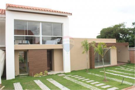 Casa A Estrenar En El Condominio Palma Dorada