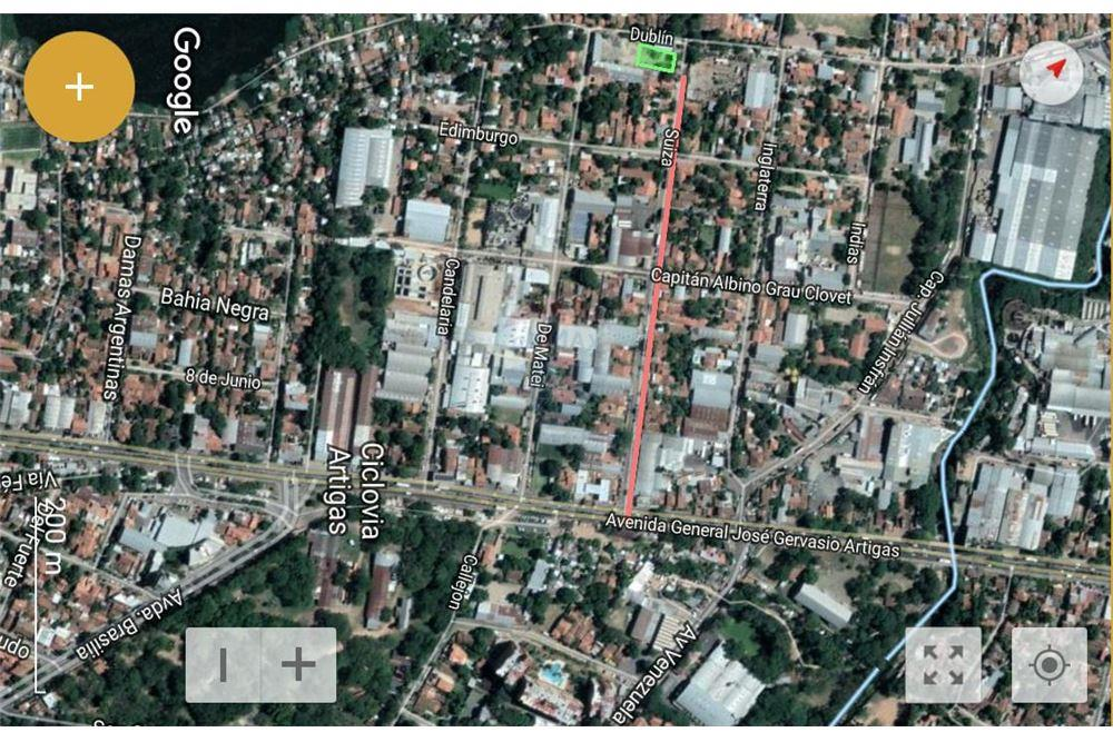 Terreno A 200 Metros. De Av. Artigas