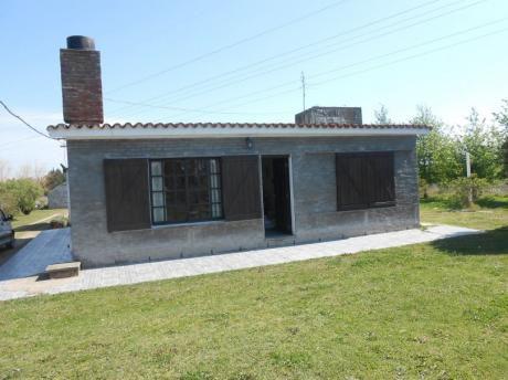 Muy Buena Casa Quinta!! PrÓximo A Cno Uruguay!!